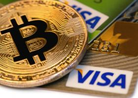 Deținătorii de carduri Visa vor putea plăti în criptomonede la peste 70 de...