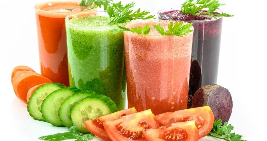 Nutriționist   Sucurile din fructe și legume verzi sunt adevărați aliați ai acestei perioade