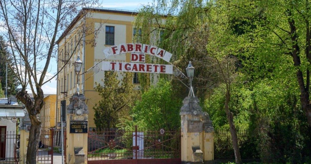 Covasna: Autorităţile locale achiziţionează Fabrica de Ţigarete din Sfântu Gheorghe şi o transformă într-un ''Palat al minunilor''