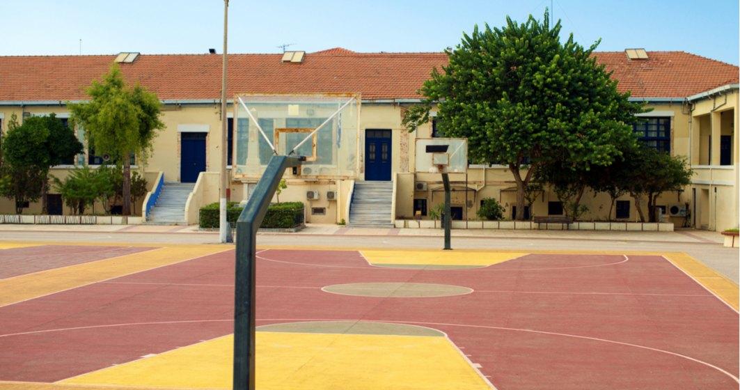 Locuitorii Sectorului 6 vor avea acces la terenurile de sport din incinta școlilor