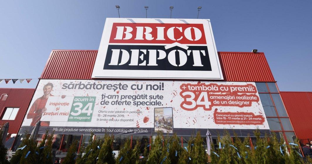 Brico Depot, aproape de finalizarea procesului de rebranding a magazinelor Praktiker. O noua pozitionare