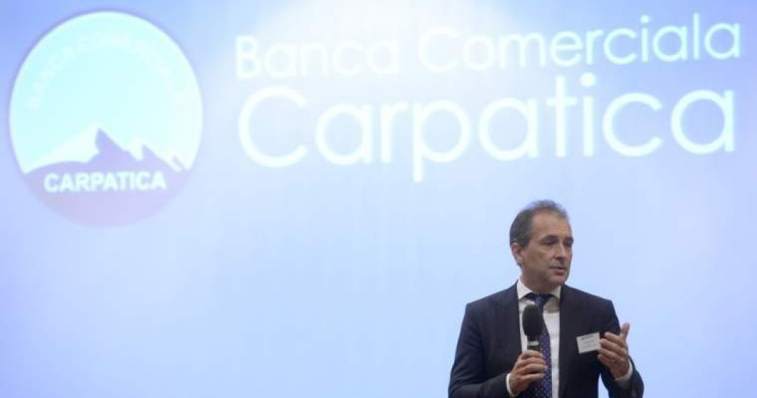 Banca Comerciala Carpatica a inregistrat pierderi de 25,9 milioane de lei in primul semestru
