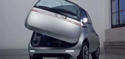 Ce automobile electrice mici au fost concepute pentru orasele aglomerate