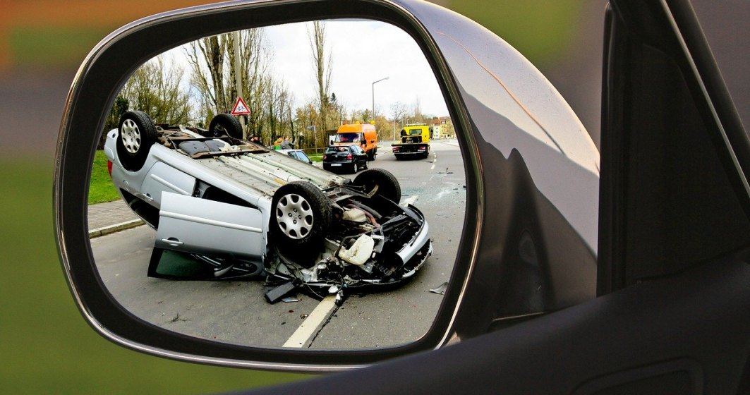 Drumurile din România cu cele mai multe accidente rutiere din 2019   Aproape 9.000 de accidente rutiere