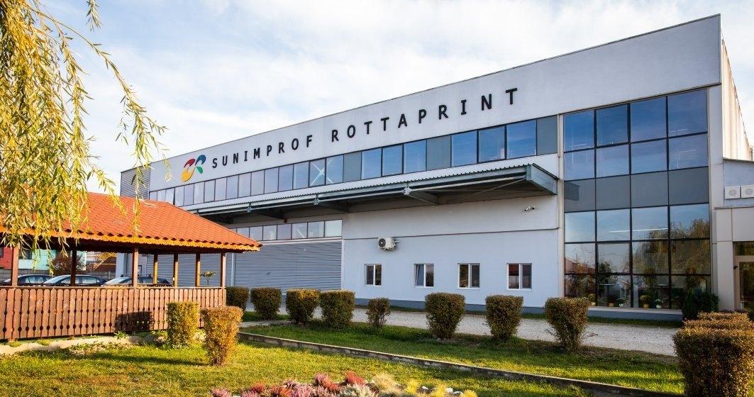 Vanzari de aproape 100 milioane lei in 2018 pentru Sunimprof Rottaprint din etichete autoadezive