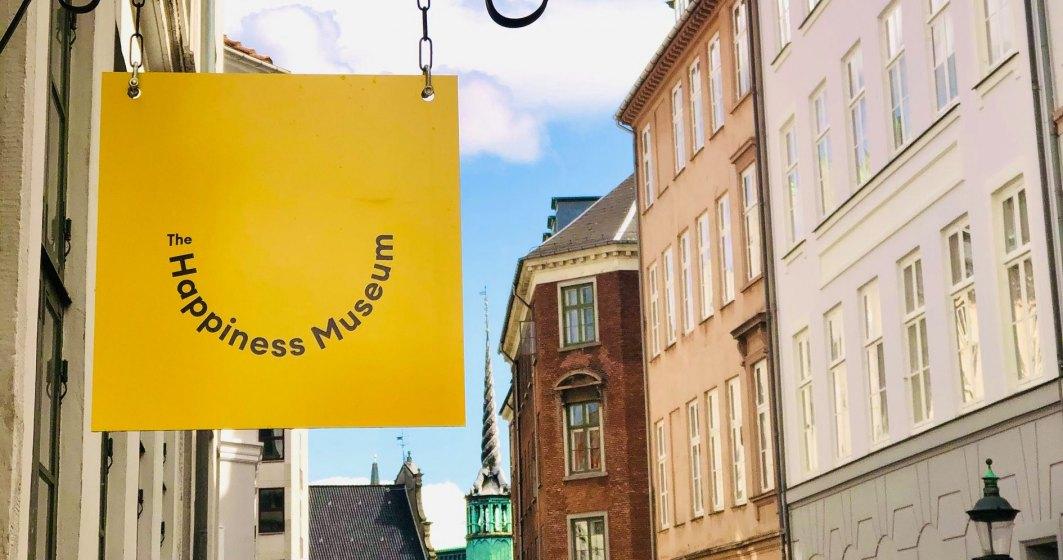 S-a deschis primul muzeu din lume dedicat fericirii. Îți aduce zâmbetul pe buze