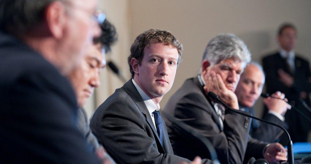 """Cum se apără șeful Facebook când e acuzat de practici """"made în China"""" pentru creșterea companiei"""