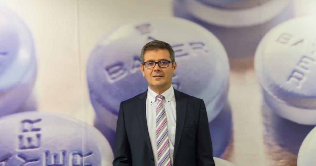 Catalin Radu, Bayer Romania: Ce medicamente noi urmeaza sa fie lansate pe piata si ce probleme intampina in aceste demersuri