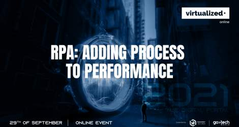 Despre tehnologia RPA și digitalizarea domeniului HR,  pe 29 și 30...
