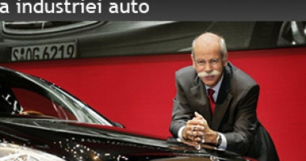 Un star pe scena mondiala a industriei auto