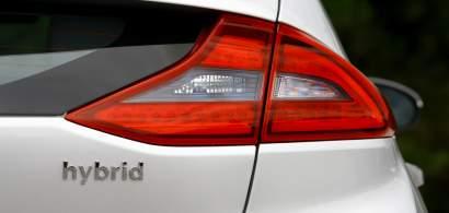 TOP: cele mai vândute mașini hibride în primele 8 luni