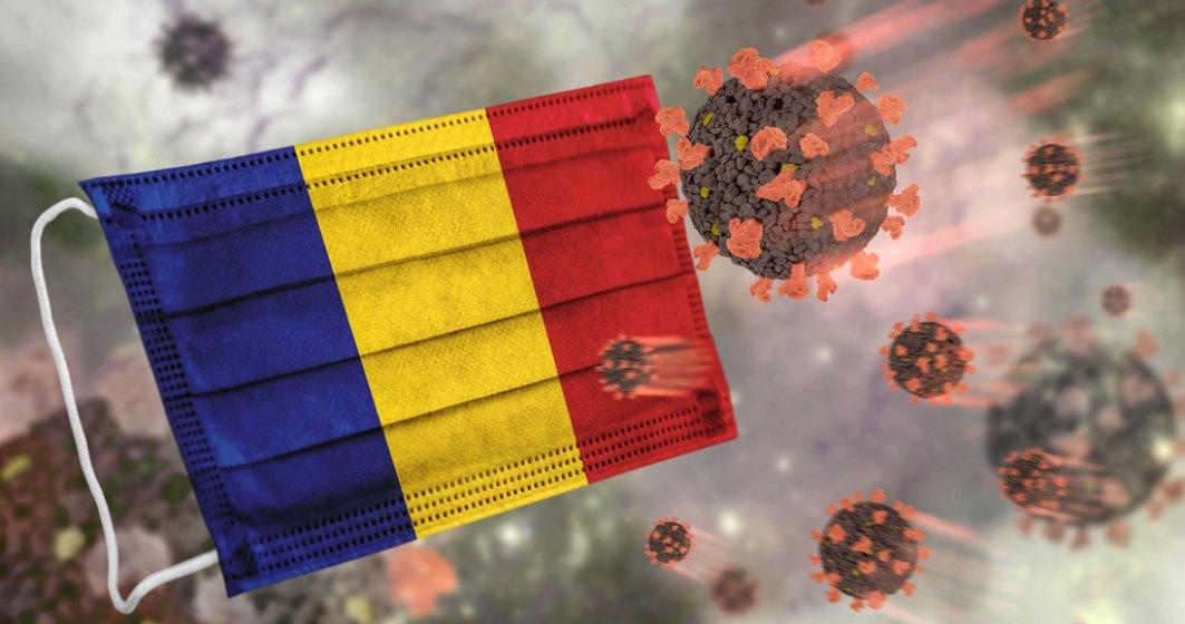 Cel mai recent bilanț COVID | România sare de pragul de 500 de cazuri nou raportate