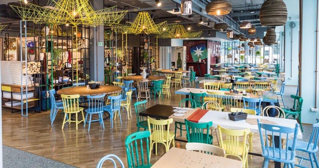 Chef Foa si Flavours au deschis cel de-al 5-lea restaurant: sesiuni de live cooking si peste 30 de feluri de mancare