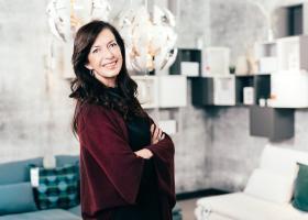 NicolettaMuscinelli este noul market manager al IKEA Timișoara