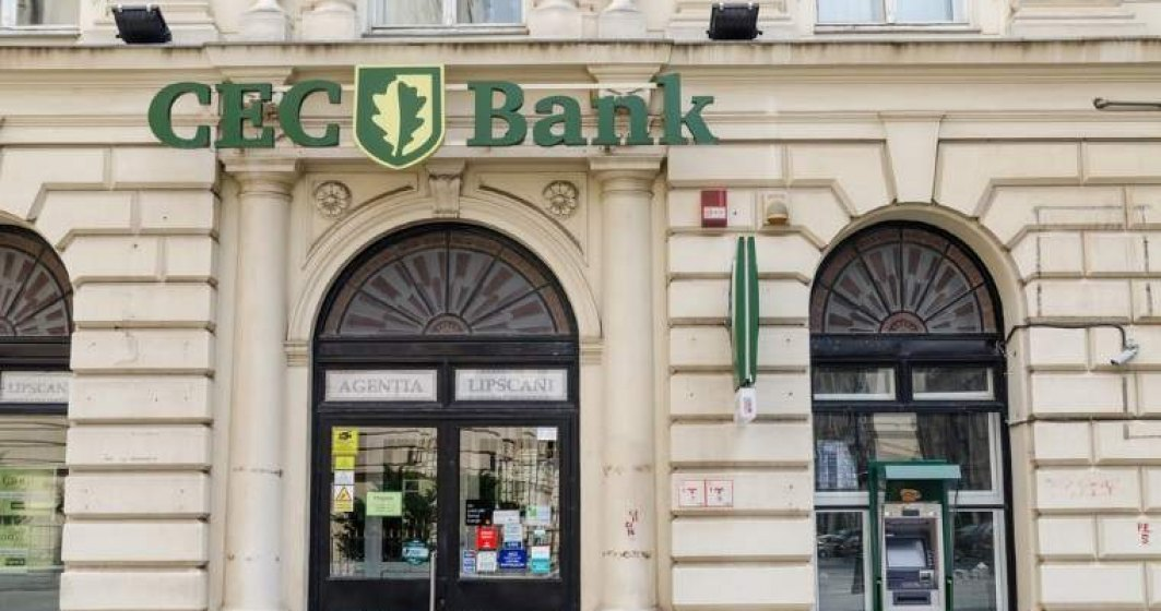 Clienții CEC Bank pot lua credite de nevoi personale cu dobânda de 7% pe an în loc de 10,4% dacă își încasează, prin aceasta, veniturile lunare