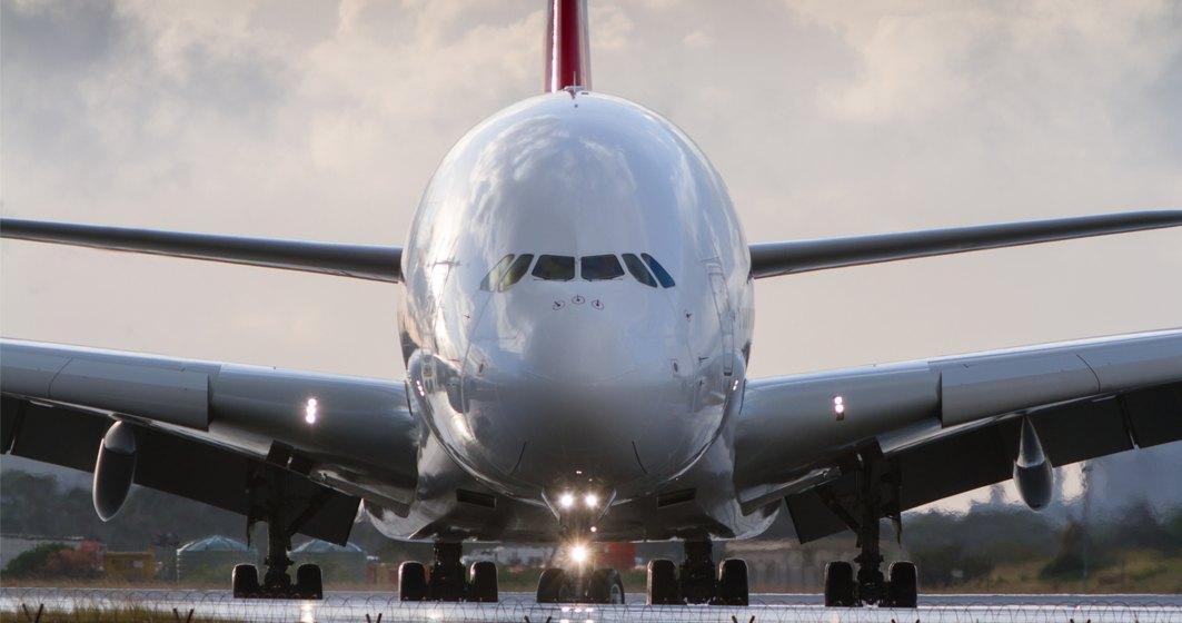 VIDEO  Aterizare incredibila a celui mai mare avion de pasageri din lume