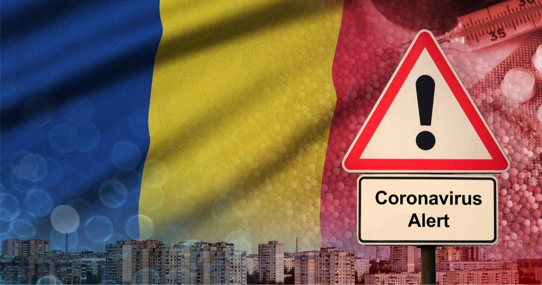 BREAKING| România a intrat în scenariul 4: au fost înregistrați 2.109 pacienți infectați