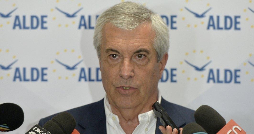 Grupul ALDE din Camera Deputatilor s-a desfiintat oficial dupa demisiile a cinci parlamentari