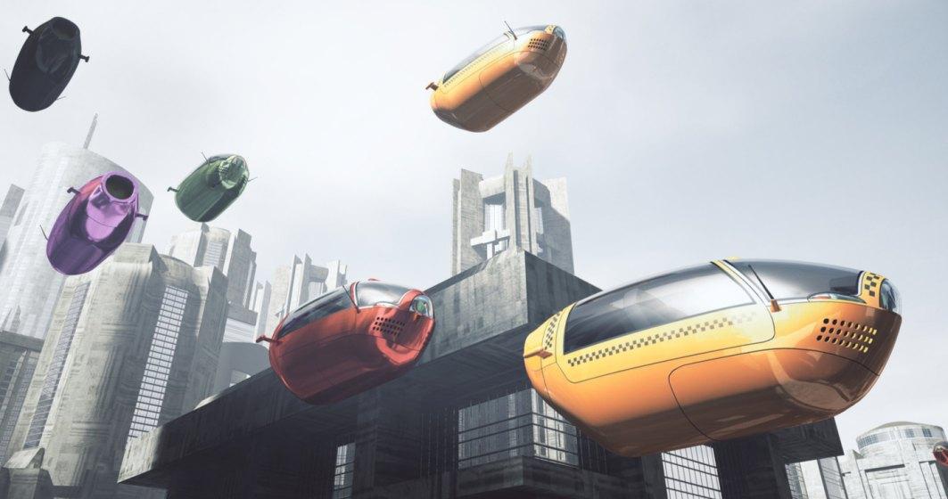 Primele modele de mașini zburătoare ar putea ajunge pe piață în 2024