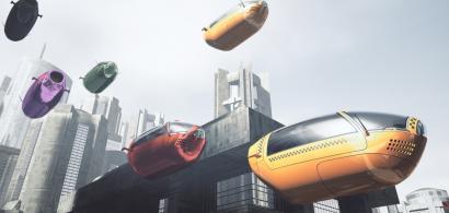 Primele modele comerciale de mașini zburătoare ar putea ajunge pe piață în 2024