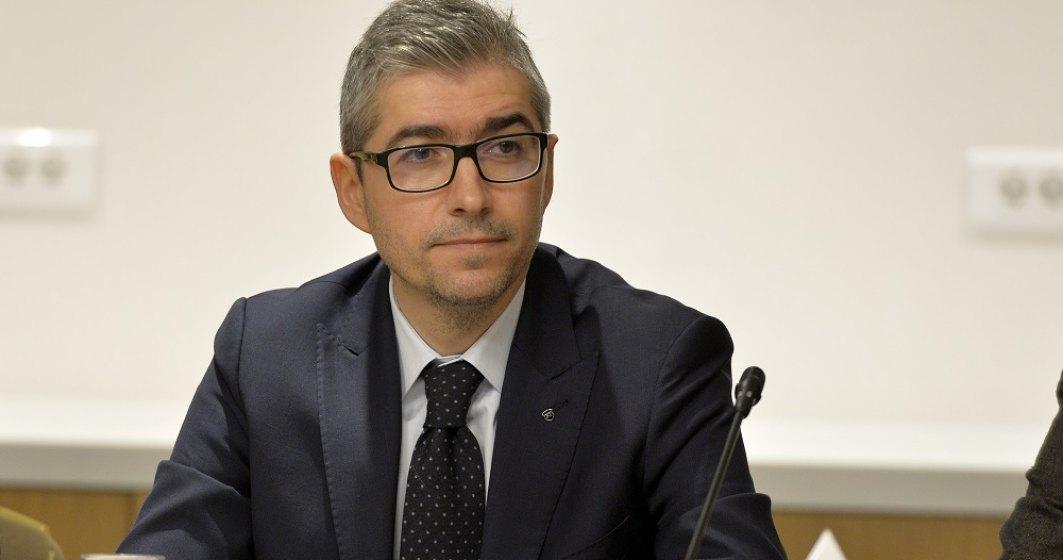 Vicepresedinte Banca Transilvania: Declaratiile lui Valcov despre modificarea ROBOR, un inceput de dialog pe tema taxarii activelor