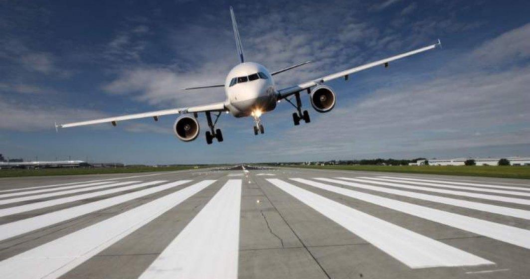 Numarul pasagerilor transportati pe aeroporturile din Romania a crescut anul trecut. Otopeni ramane cel mai tranzitat aeroport.