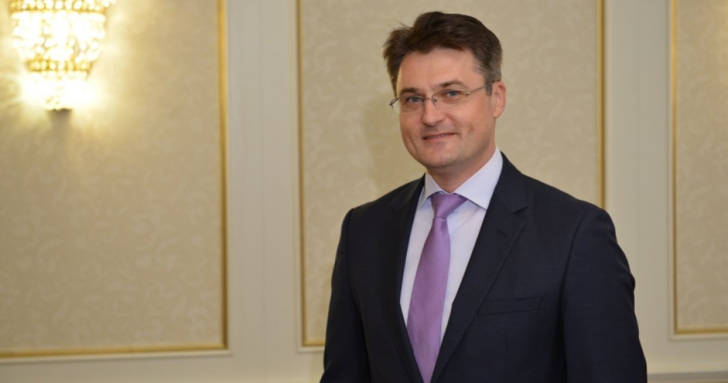 Iorgulescu, ABSL: Am renuntat la o cariera in Londra, vreau sa dau ceva inapoi Romaniei