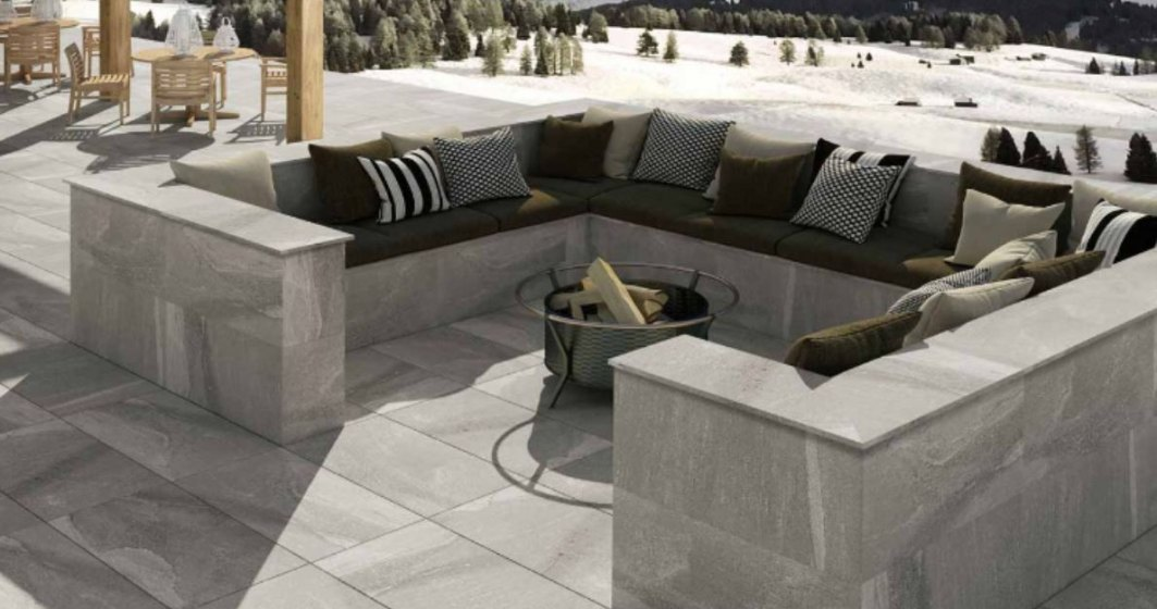 (P) Modele de gresie de calitate potrivite pentru terasele spațiilor rezidențiale sau comerciale