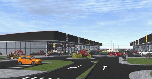 Dezvoltatorul imobiliar Oasis Retail & Development ia un credit de 8,5 mil....