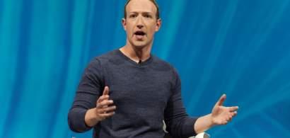 """Mark Zuckerberg: Companiile de """"social media"""" nu ar trebui să fie """"arbitrii..."""
