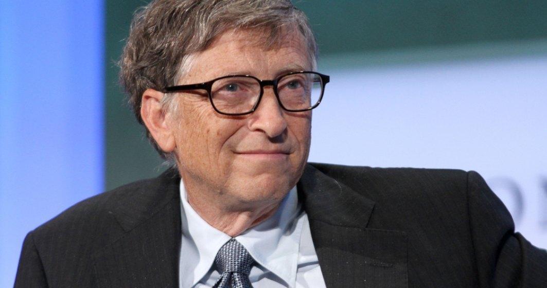 Cum vrea Bill Gates să salveze planeta? Renunță la carnea de vită pentru cea vegană