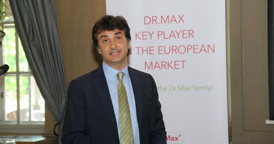 Dr. Max va deveni oficial unul dintre cele mai mari lanturi de farmacii din Romania