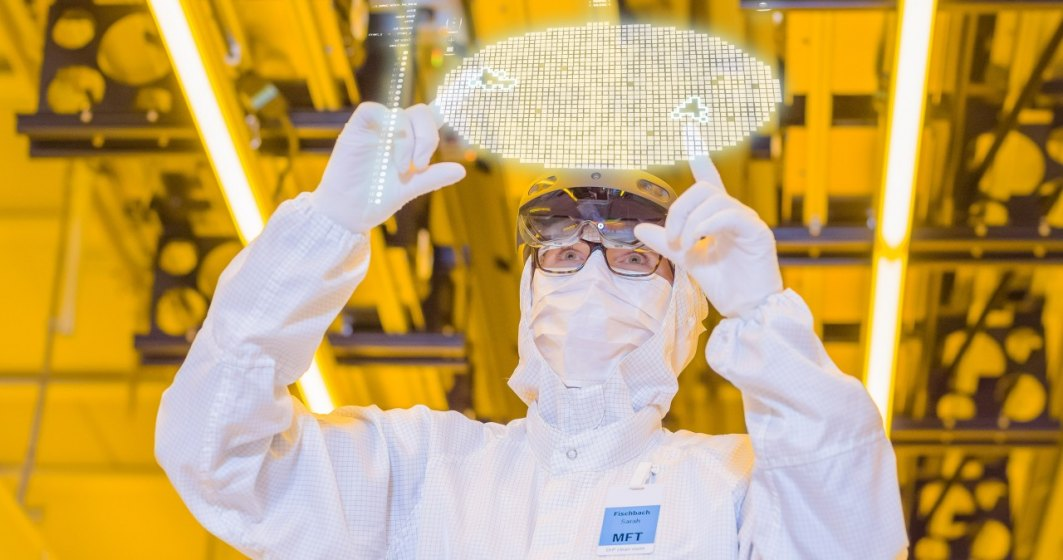 Bosch deschide o fabricăde plăcuțe semiconductoarela Dresda