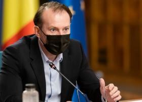 """Cîțu: Ludovic Orban, """"cel mai mare"""" susținător al moțiunii. Nu las România..."""