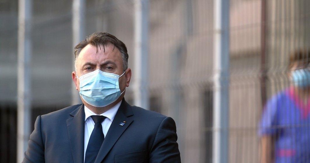 COVID-19 | Ministrul Sănătății propune prelungirea stării de alertă