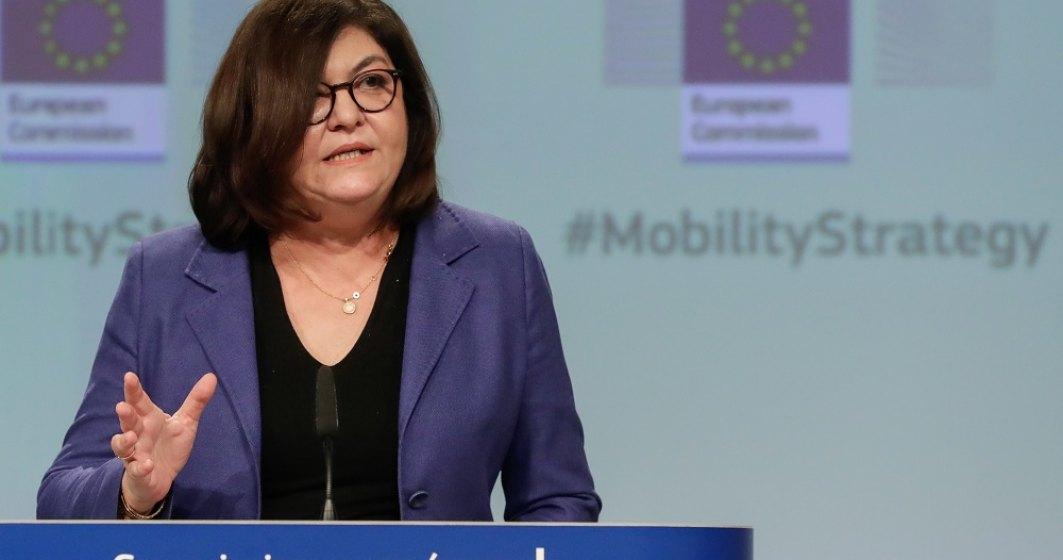 Adina Vălean: Certificatul verde digital nu e un document discriminatoriu, ci unul care va atesta că o persoană e sănătoasă