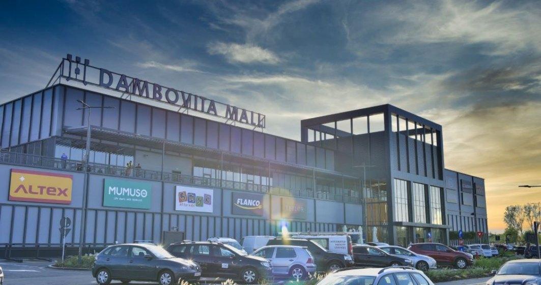 FOTO   Dambovita Mall și-a deschis porțile