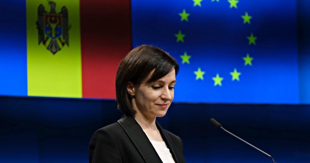 Republica Moldova: PAS, partidul Maiei Sandu, a câștigat detașat alegerile Parlamentare