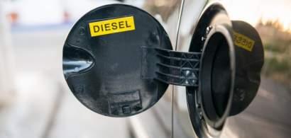 Mașinile diesel nu mai reprezintă o atracție pentru români