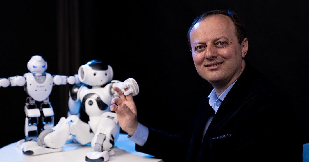Prof. Univ. Dr. Răzvan Bologa: Meseriile viitorului vor fi în mare parte bazate pe roboti, drone, imprimante 3D