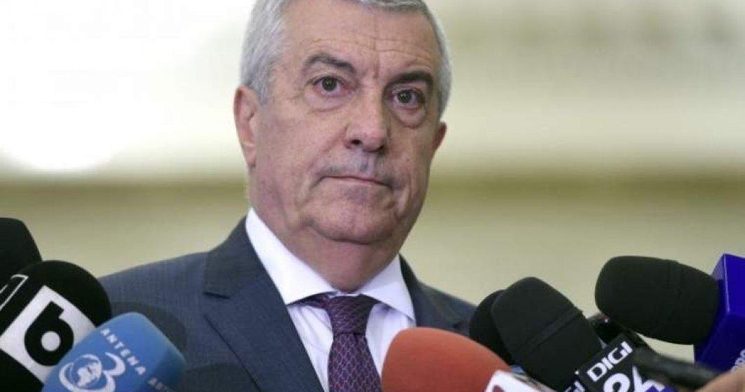 Tariceanu: Nu e nevoie de mitinguri de sustinere