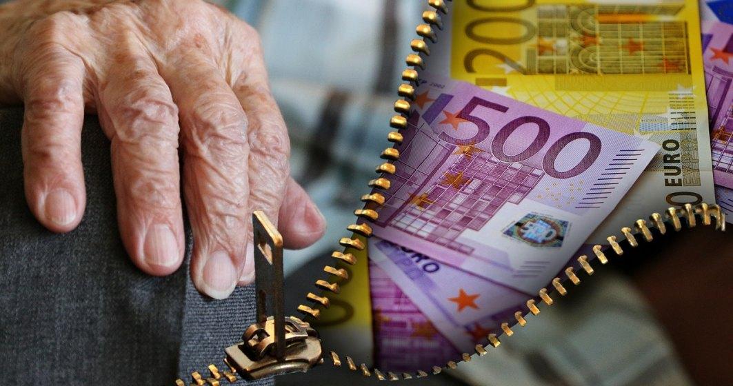 Economia politica a pilonului public de pensii