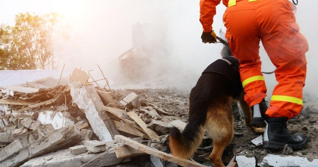 O clădire s-a prăbușit la Torino. Un cetățean român, în stare gravă