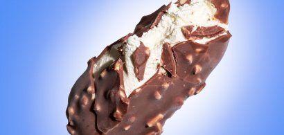 Avertisment ANSVSA: Mai multe loturi de înghețată au fost retrase de pe piață