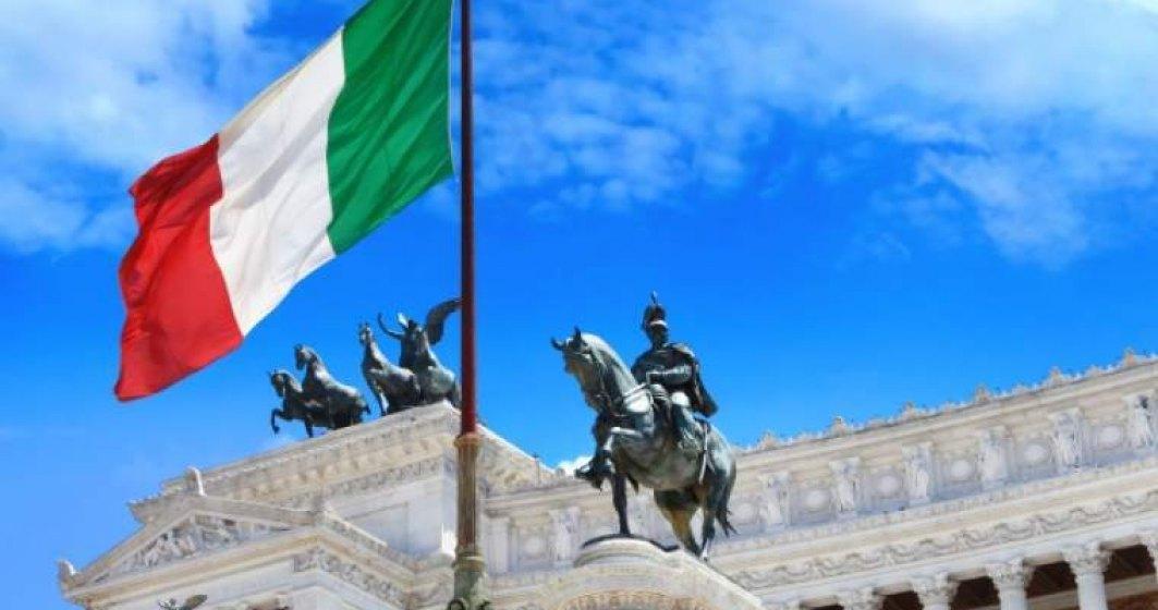 Guvernul Italiei a aprobat un proiect de buget care include reducerea impozitului pe profit si masuri pentru investitii