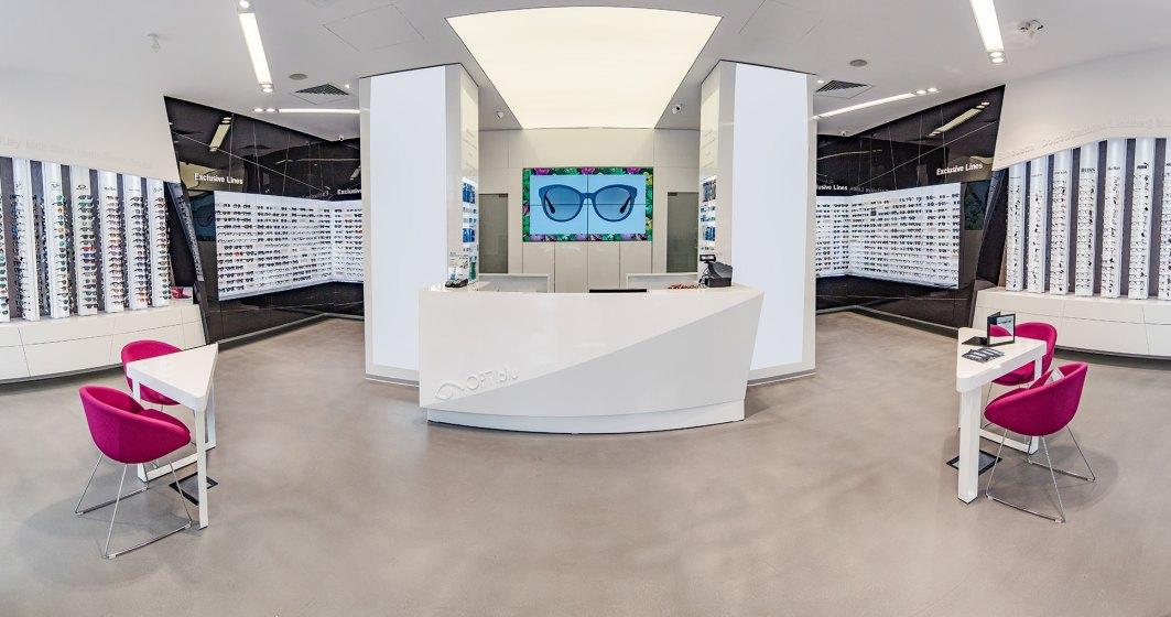 Operatorul magazinelor OPTIblu si Klarmann a inregistrat o crestere a afacerilor de 20% in primele 9 luni