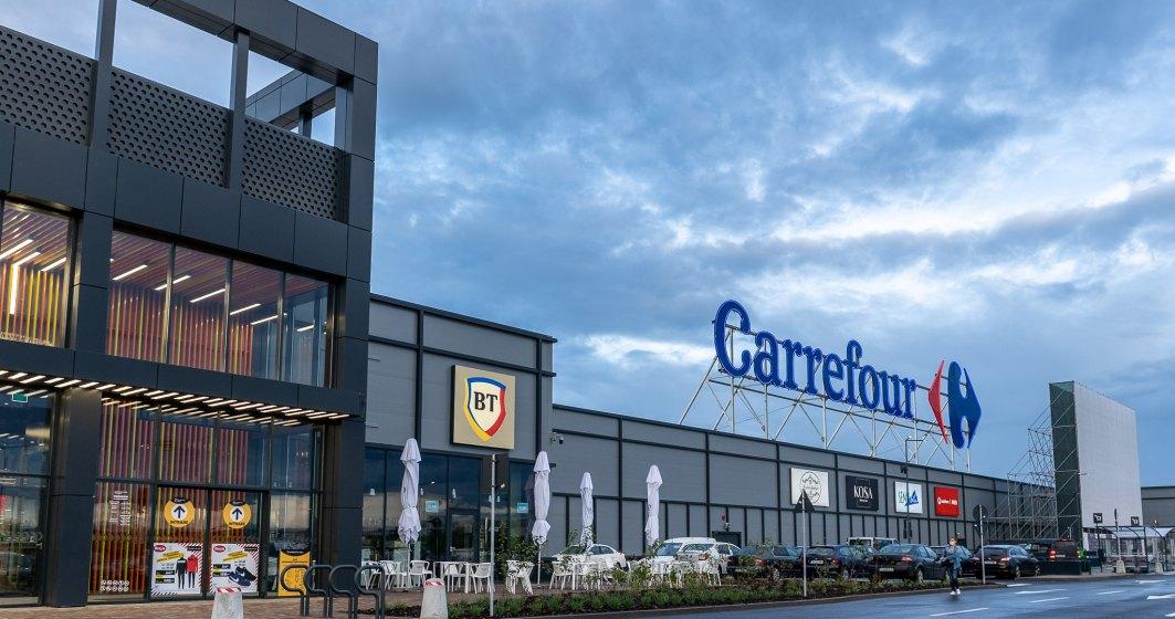 Carrefour deschide primul hipermarket din Târgoviște