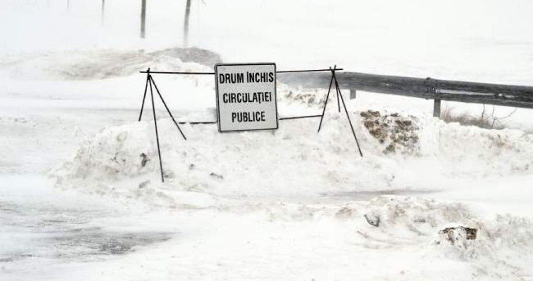 Prognoza meteo joi 3 ianuarie: Ninsori si temperaturi mai scazute decat in mod obisnuit
