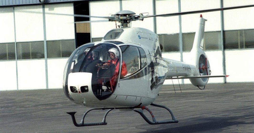 CNAIR a platit 115.000 de lei ca sa se plimbe ministrul cu elicopterul. Cuc: De ce e de interes? Au fost pentru romani, nu pentru Cuc!