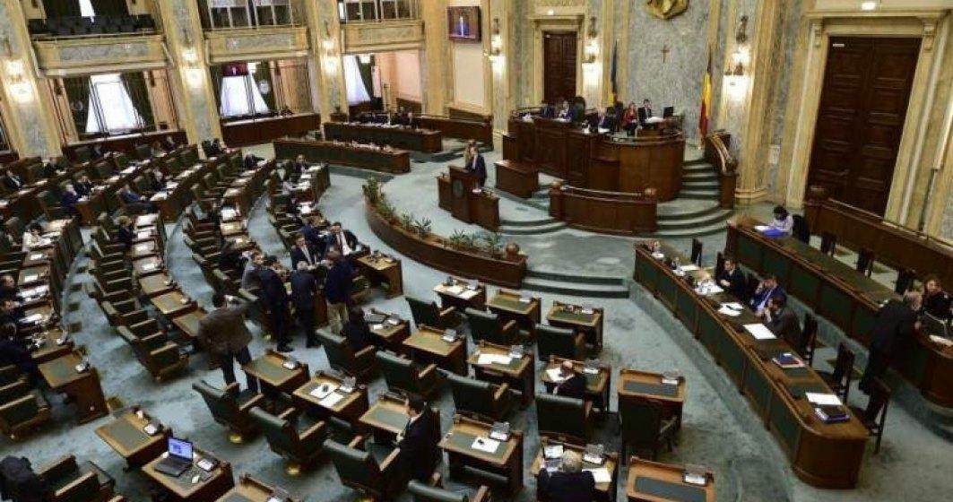 Legea privind Statutul magistratilor, adoptata de Senat. Legea, trimisa la Iohannis